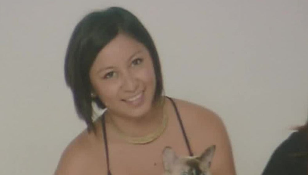 Joven desaparecida en Perú