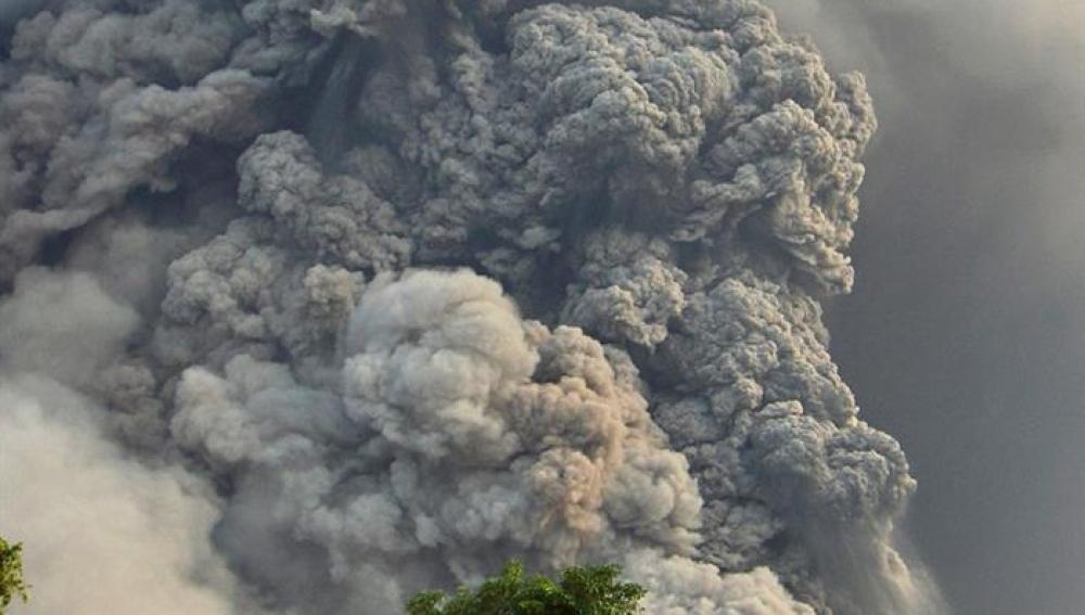 Un volcán en Papúa Nueva Guinea   Archivo