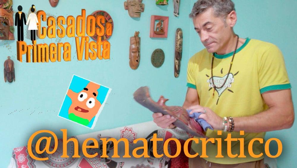 """""""Primera semana: Mis nuevos ídolos (de madera)"""" por @hematocritico"""