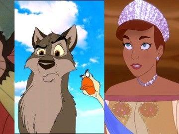 Películas que pensabas que eran de Disney