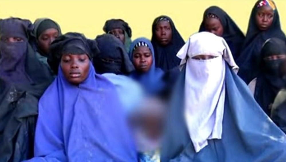 Vídeo de las niñas de Chibok