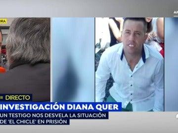 Un testigo revela la situación de 'El Chicle' en la cárcel