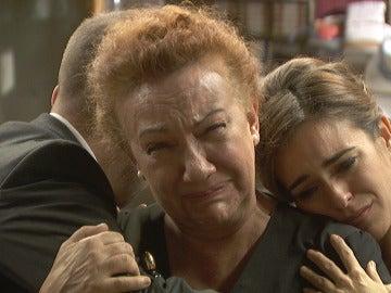 Dolores recuerda los momentos más felices junto a Pedro