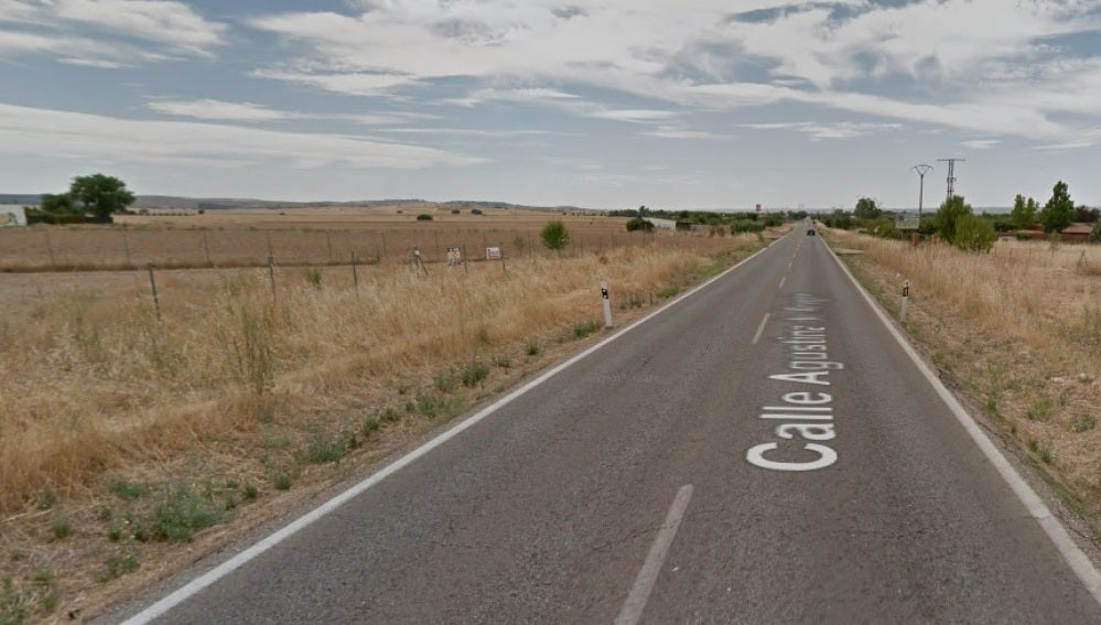 Carretera M-117