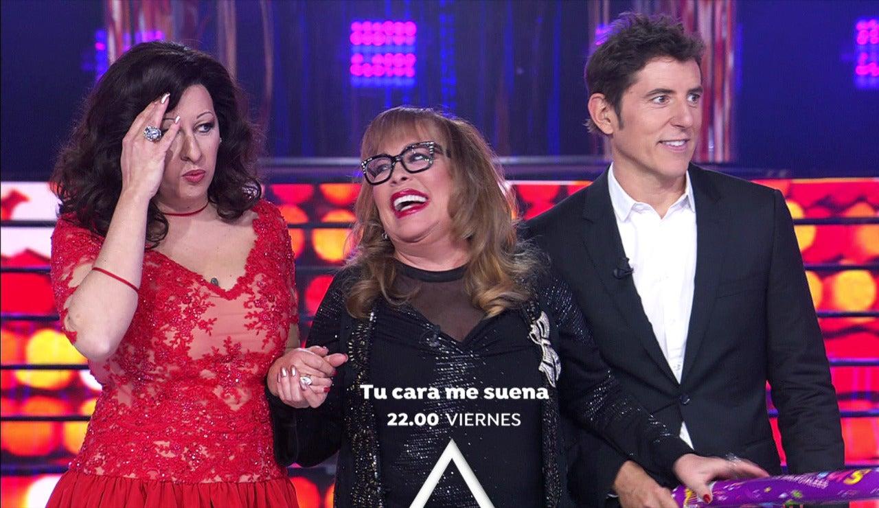 El viernes, una gala rompedora con invitados como Carlos Baute y Massiel