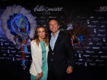 Ana Aznar y Alejandro Agag