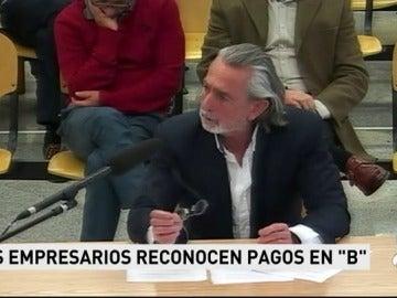 Los empresarios arrepentidos ratifican ante el juez que financiaron de forma ilegal al PP de Camps