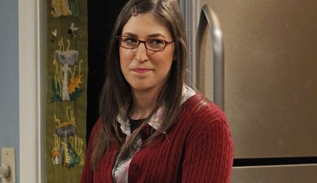 Mayim Bialik en 'The Big Bang Theory'