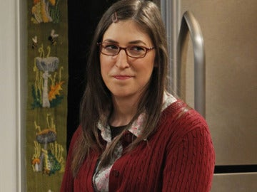 Mayim Bialik en 'The Big Bang Theory'