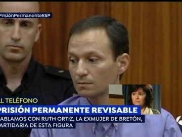 """Ruth Ortiz, la exmujer de José Bretón: """"Si Bretón saliese a la calle, volvería a matar"""""""