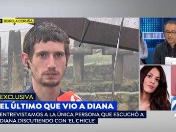 El único testigo del rapto de Diana Quer habla sobre la conversación que escuchó