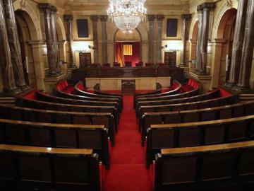 Parlament catalán