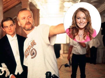 ¿Lindsay Lohan en 'Titanic'?