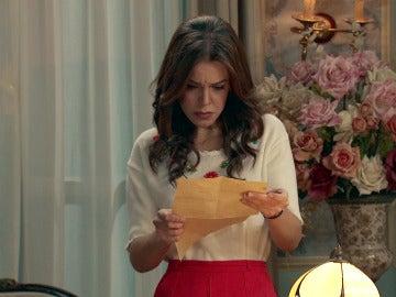 María, desesperada por la desaparición de Charo