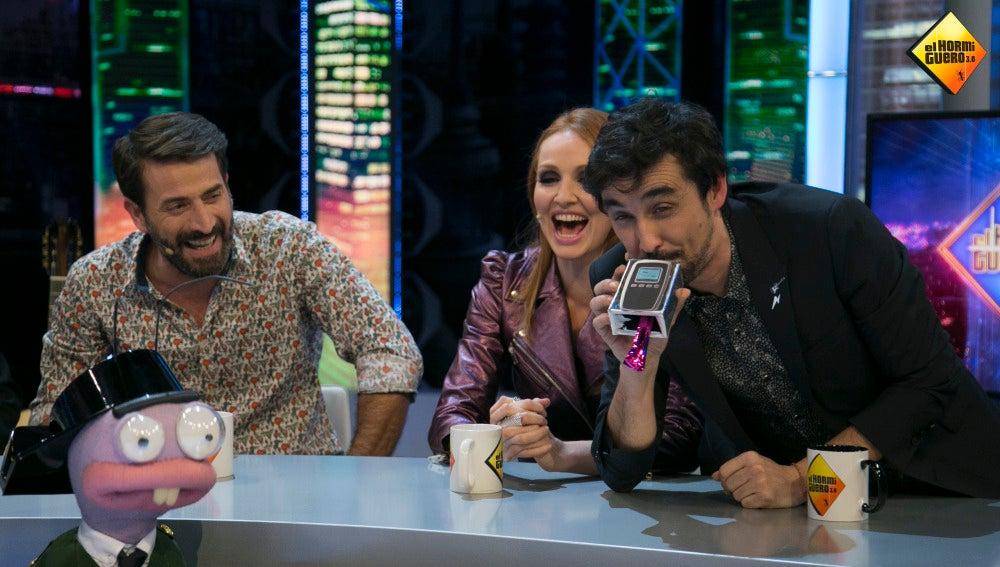 Trancas y Barrancas sacan a la luz los trapos más sucios de Canco Rodríguez, Cristina Castaño y Antonio Garrido