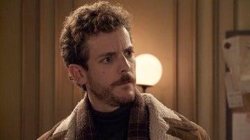 Javier, atónito con su nuevo puesto: director de 'España-Siete Días'