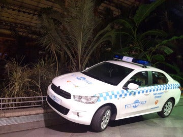 'Cuerpo de Élite' aparca por sorpresa en la estación de Atocha