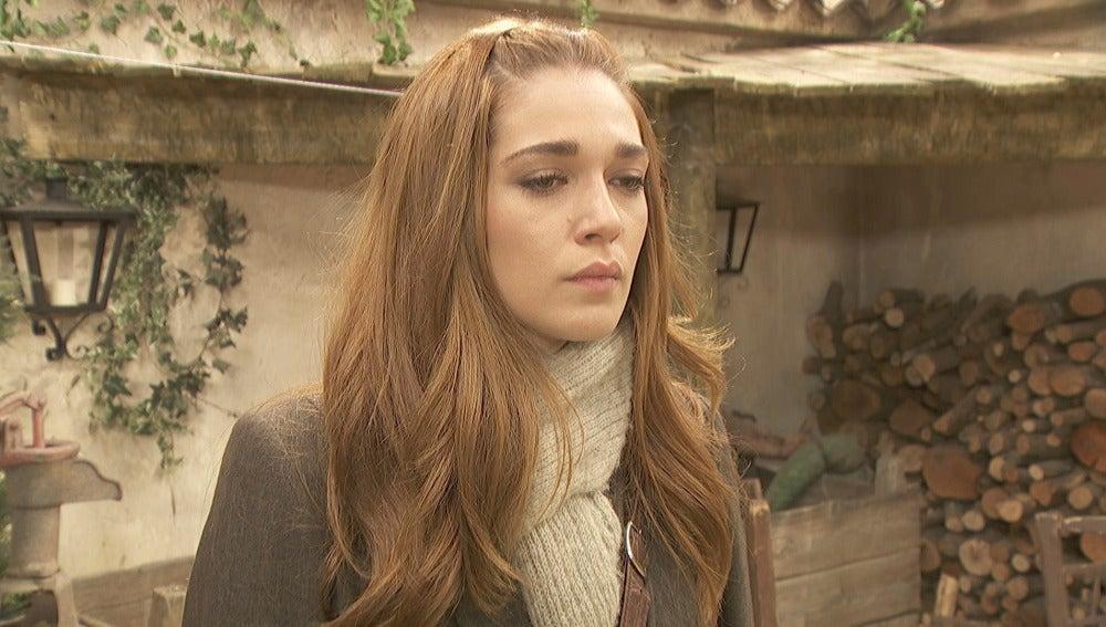 Prudencio presiona a Julieta para que sea sincera