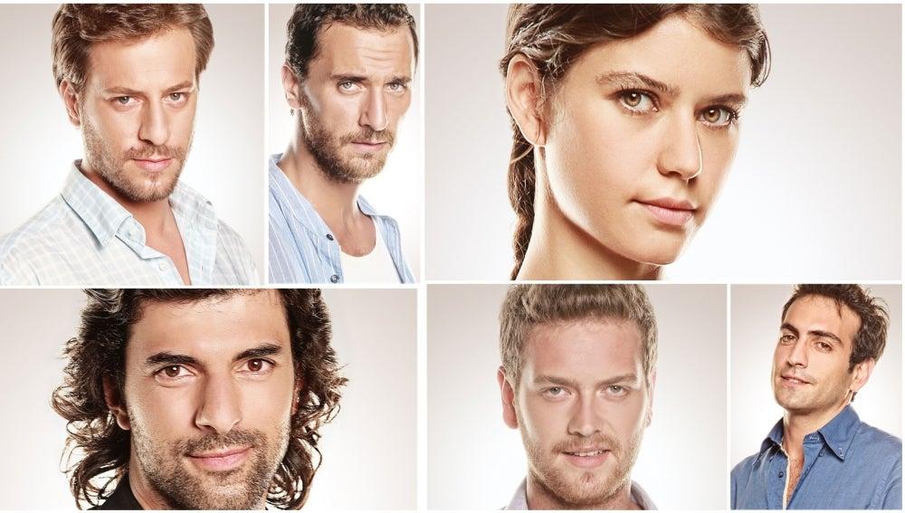 Personajes de Fatmagül