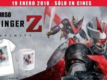 Concurso Mazinger Z