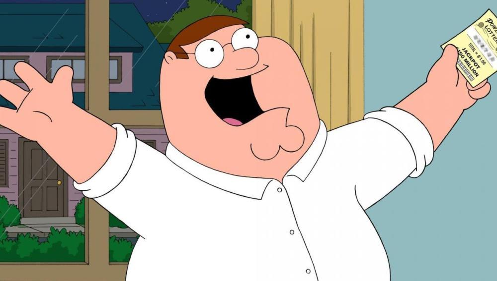 Peter Griffin en 'Padre de familia'