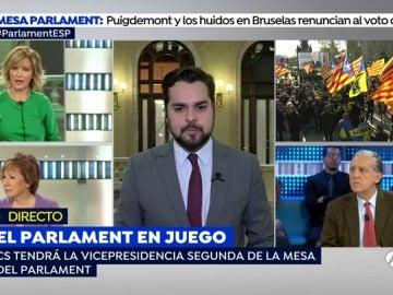 Fernando de Páramo, en Espejo Público