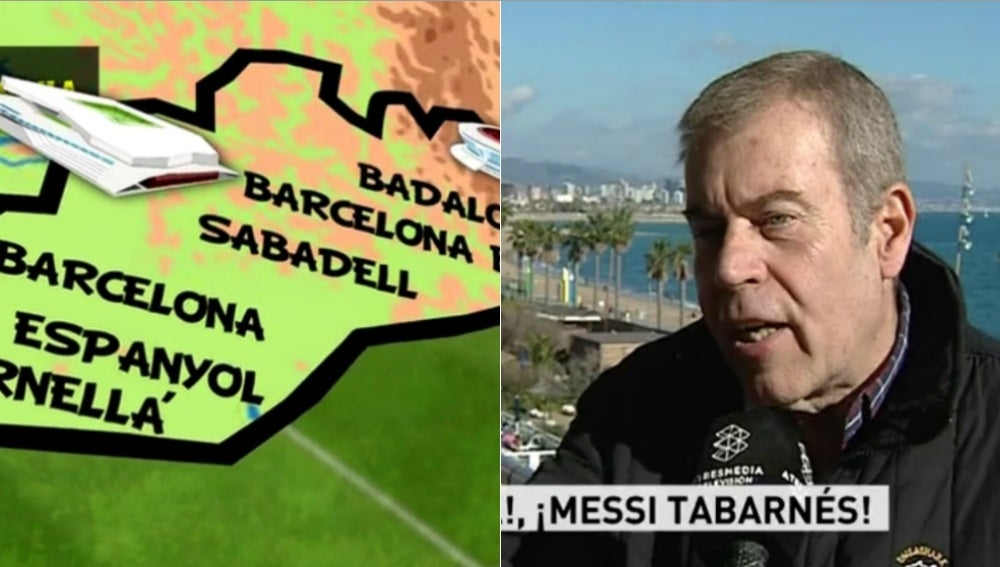 Entrevista a Tomás Guasch sobre Tabarnia