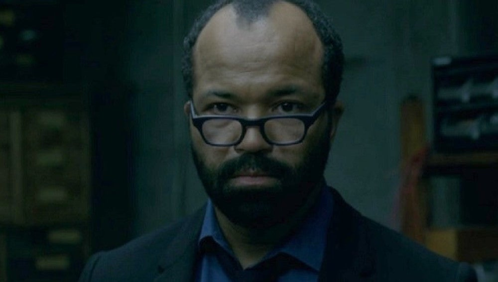 Jeffrey Wright en 'Westworld'