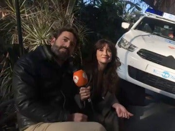 María Botto y Antonio Garrido nos presentan 'Cuerpo de Élite'