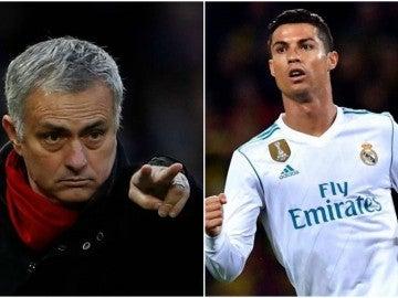 Mourinho podría volver a entrenar a Cristiano