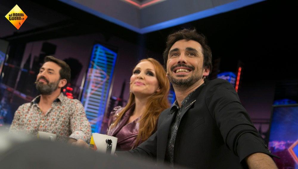 """Canco Rodríguez: """"'Cuerpo de Élite' es una serie que está muy pegada a la actualidad de la vida en España"""""""
