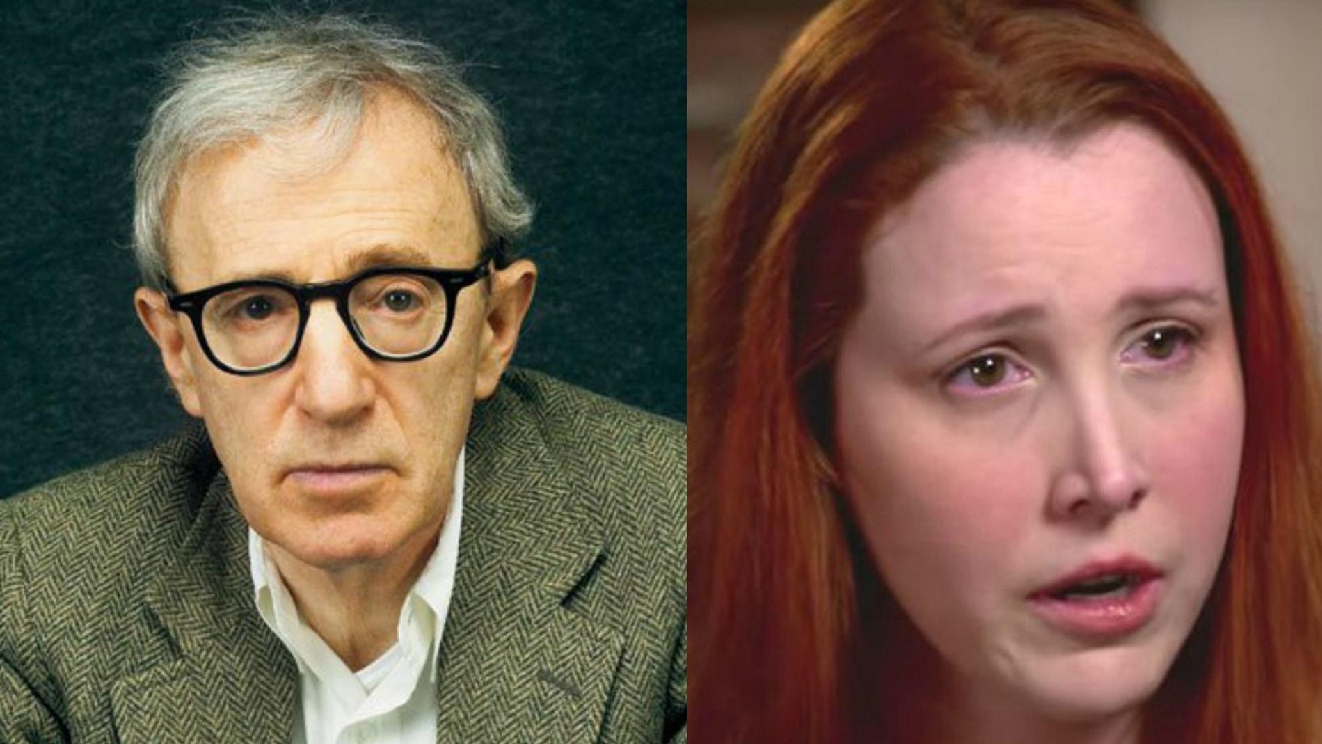 Woody Allen responde a Dylan Farrow