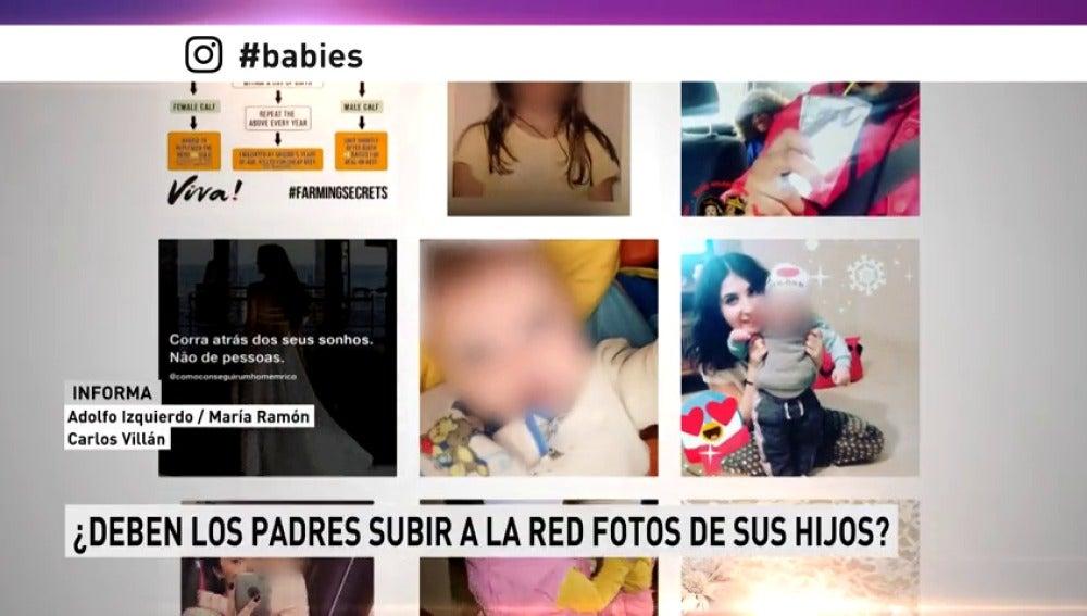 Condenada una madre italiana a retirar de Facebook todas las fotos de su hijo