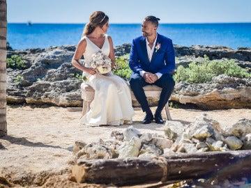 Dámaris y Gabriel ponen normas en su primera conversación como casados