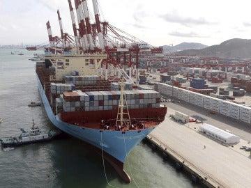 Barcos chinos desoyen las sanciones de la ONU y colaboran con Corea del Norte