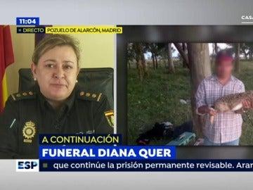 """La comisaria Palma, sobre la detención del presento autor del atropello: """"Cuando vio a mis compañeros se vino abajo"""""""