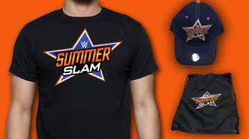 Consigue un pack del último Summer Slam