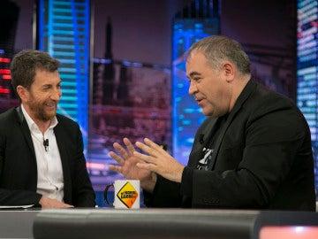 """Antonio García Ferreras: """"En Cataluña todo es posible"""""""