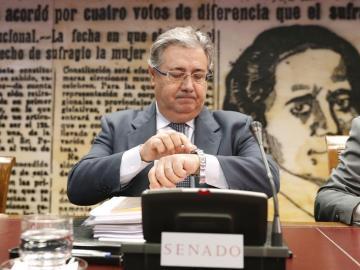 El ministro del Interior Juan Ignacio Zoido