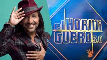 Antonio Carmona en El Hormiguero 3.0