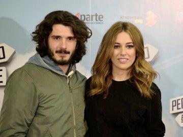 Yon González y Blanca Suárez