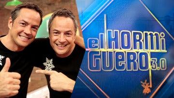 Sergio y Javier Torres en El Hormiguero 3.0