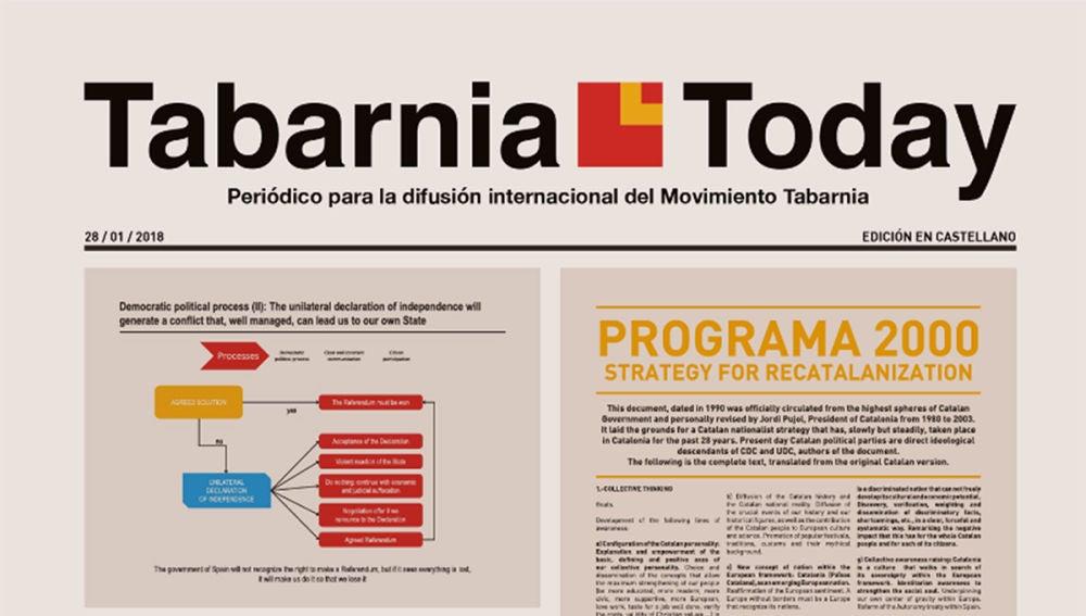 Imagen de 'Tabarnia Today'