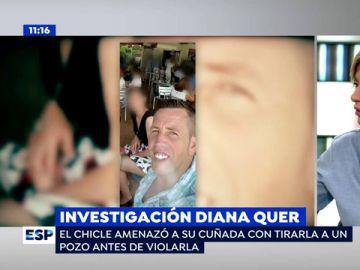 'El Chicle' amenazó a su cuñada con arrojarla a un pozo antes de la supuesta agresión sexual
