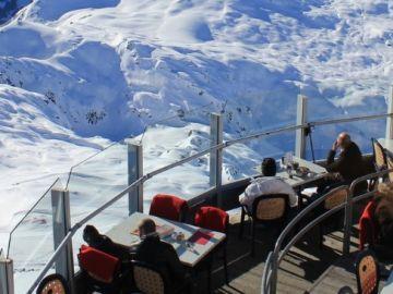 Los 10 restaurantes ubicados en los sitios más espectaculares