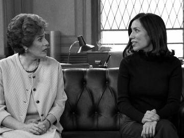 La entrevista que ha puesto en juego la amistad de Manolita y Benigna