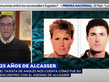 """El taxista de Anglés, sobre el asesino de Alcasser: """"Llevaba una caja con un revólver y pensé que me iba a matar"""""""