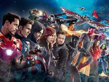 ¿Estás preparado para 'Vengadores: Infinity War'?