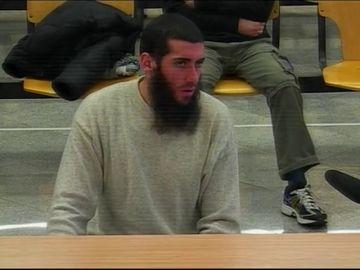 Jacobo Orellana, uno de los acusados de pertenecer a una célula yihadista