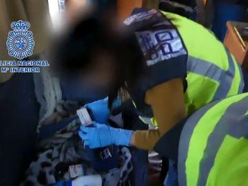 Detienen a un hombre de 73 años por intentar secuestrar a una niña de 8 años para cometer abusos sexuales en Alicante
